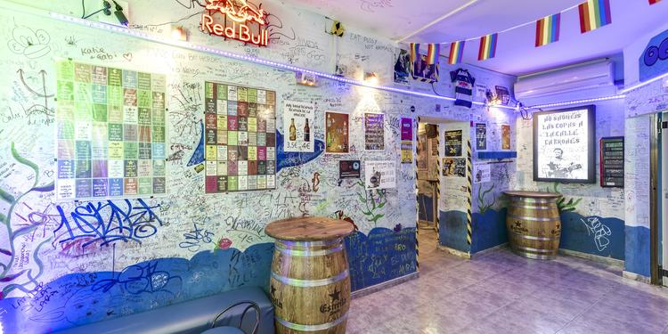 Ocean Rock Bar, Bar Madrid Malasaña #1
