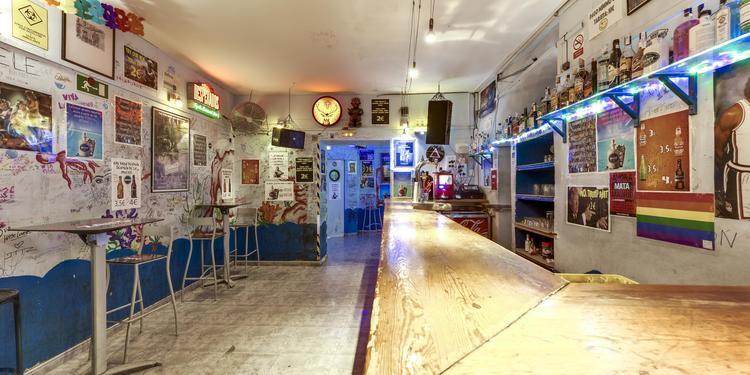Ocean Rock Bar, Bar Madrid Malasaña #3