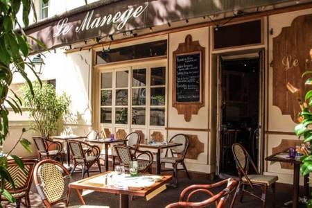 Le Manège, Restaurant Saint-Germain-en-Laye  #0