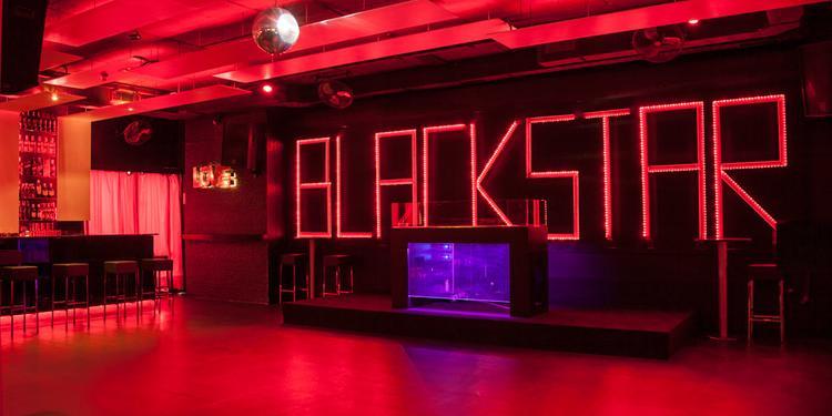 Black Star, Sala de alquiler Madrid Hispanoamérica #0