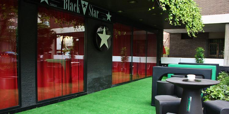 Black Star, Espacio Madrid Hispanoamérica #8
