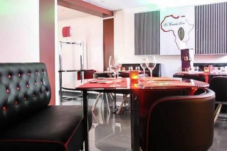 Le Cauris d'Or, Restaurant Romainville  #0