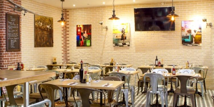 La Factory burger, Restaurant Issy-les-Moulineaux  #0