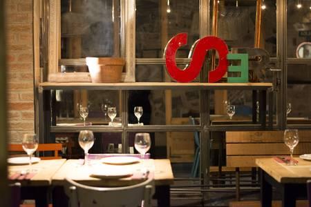 Saporem Ventura de la Vega, Restaurante Madrid Centro #0