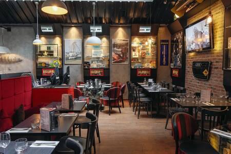 L'Auto Passion Café, Salle de location Paris Porte d'Orléans #0