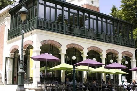 Le Pavillon du Lac, Salle de location Paris Parc des Buttes-Chaumont #0