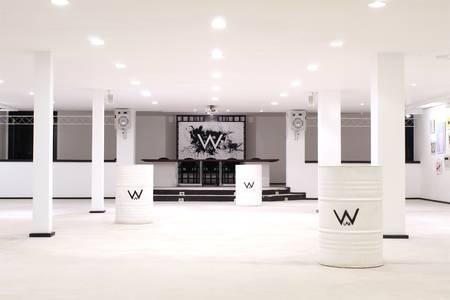White Lab, Sala de alquiler Madrid Chamartín  #0