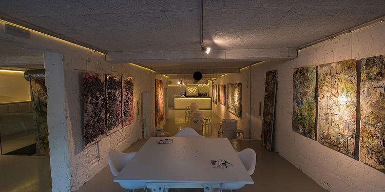 White Lab, Sala de alquiler Madrid Chamberí #0