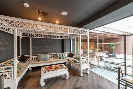 Distrito 798, Sala de alquiler Madrid Tetuan #0
