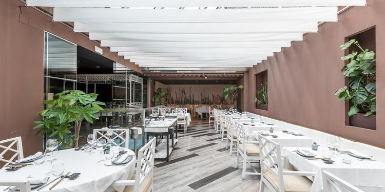 Distrito 798, Restaurante Madrid Tetuan #2
