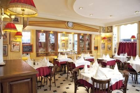Les Noces de Jeannette, Restaurant Paris Opéra #0