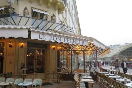 Le bon pêcheur, Bar Paris Les Halles #0