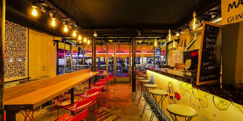 Top Bar Terrasse A Boulogne Billancourt Privateaser