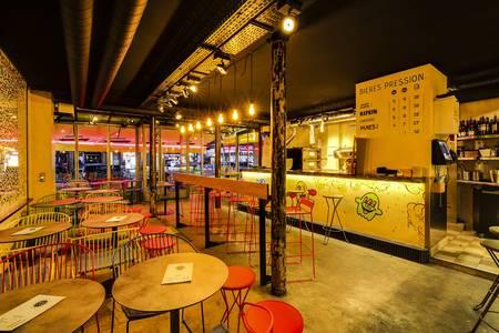 Le cavalier, Bar Paris La Motte Picquet #0