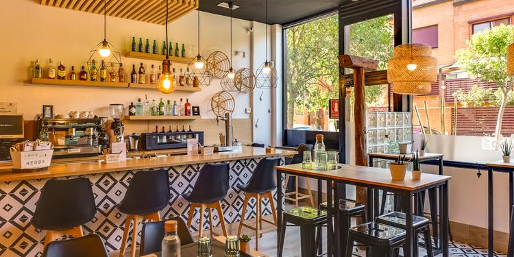 Dos Días Bar, Bar Madrid San Blas #4
