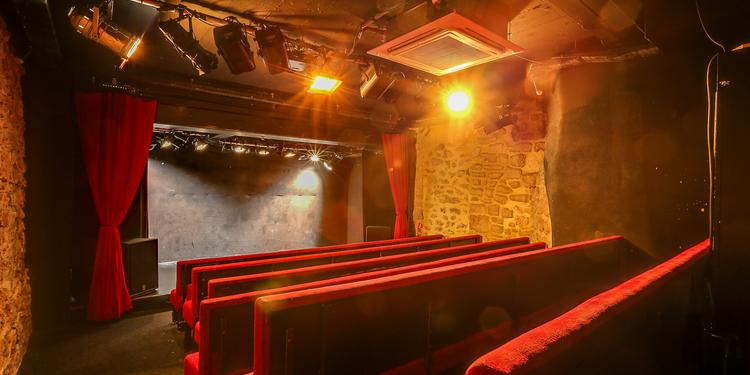 Les Feux de la Rampe - Salle L'alchimiste 60 (FERMÉ), Salle de location Paris Grands Boulevards #0