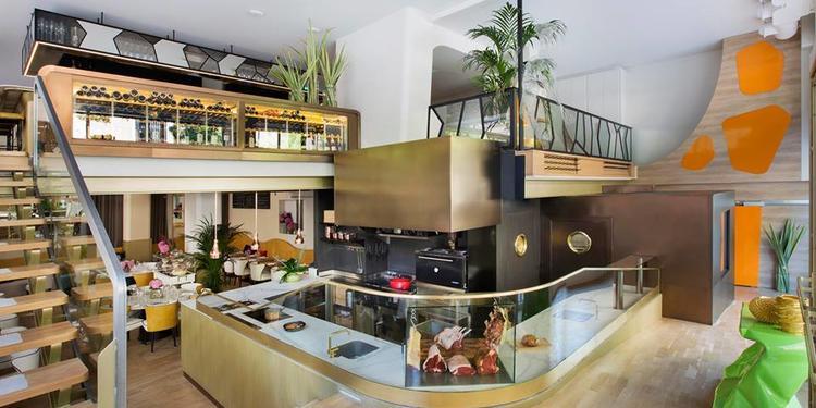 SQD Restaurante, Restaurante Madrid Barrio de Salamanca #0