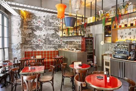 BB Bistrot Bar, Restaurante Madrid Barrio de Salamanca #0