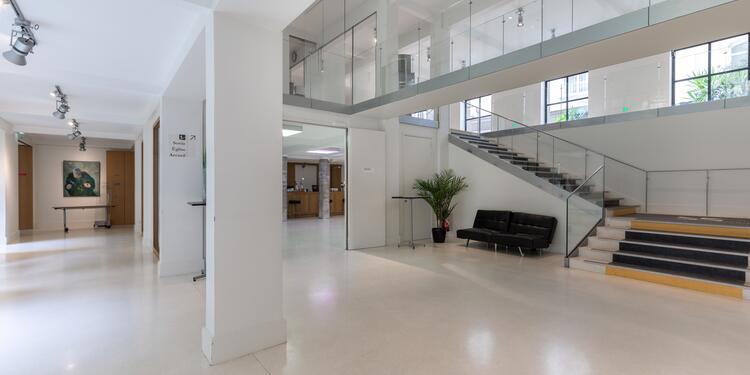 Le Cloître Ouvert: Le Foyer, Salle de location Paris Faubourg du Roule #0