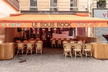 Le Sous Bock, Bar Paris Châtelet #0