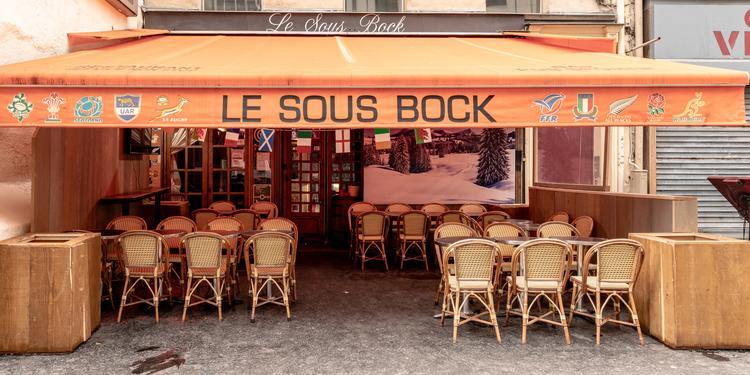 Le Sous Bock Au Chatelet