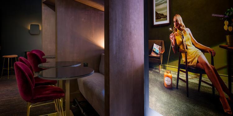 Limon - Hôtel Marignan, Bar Paris Champs Elysées #3