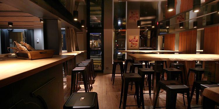 Oplato, Bar Paris Voltaire #2