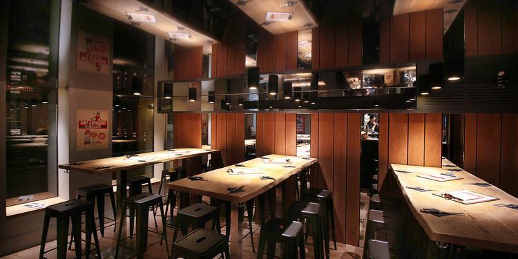 Oplato, Bar Paris Voltaire #3