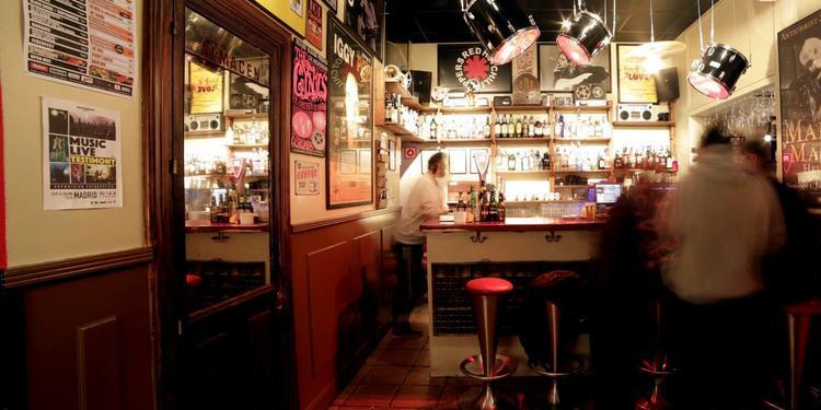 Café La Palma, Espacio Madrid Malasaña #0