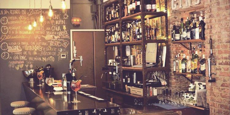Ditirambo, Bar Madrid Chamberí #1