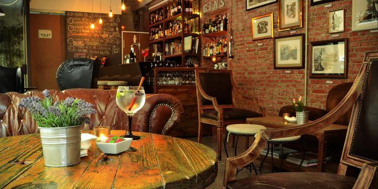 Ditirambo, Bar Madrid Chamberí #2