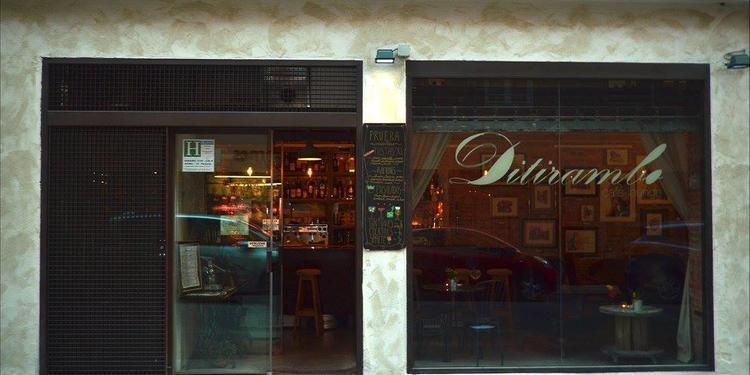 Ditirambo, Bar Madrid Chamberí #3