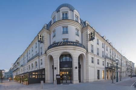 L'Elysée - Val d'Europe: L'espace Carnot, Salle de location Serris  #0