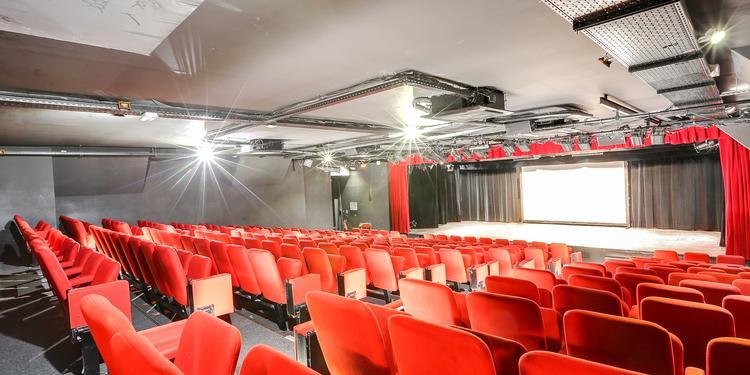 Les Feux de la Rampe - Salle Plein Feu 150 (FERMÉ), Salle de location Paris Grands Boulevards #0