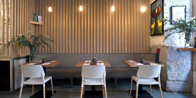 La Casa Tomada, Restaurante Madrid  #0
