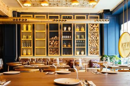 Oven, Restaurante Madrid  #0