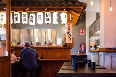 Ninja Ramen, Restaurante Madrid  #0