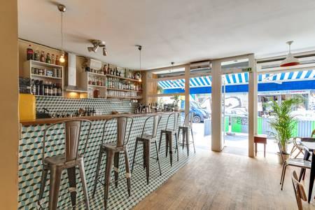 Le Ciré Jaune, Bar Paris Parmentier #0