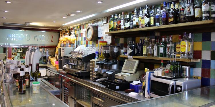 Taberna Madrid Madriz, Bar Madrid None #0