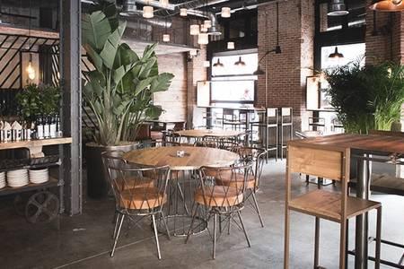 Grosso Napoletano, Bar Madrid Barrio Salamanca #0