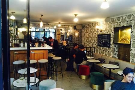 Résistance, Bar Paris Marais #0