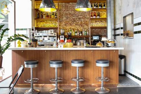 Garaje Grill, Restaurante Madrid Barrio Salamanca #0