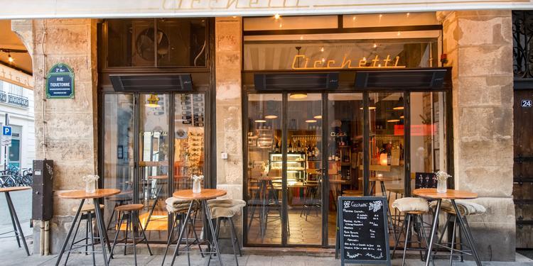 Cicchetti, Bar Paris Montorgueil #0
