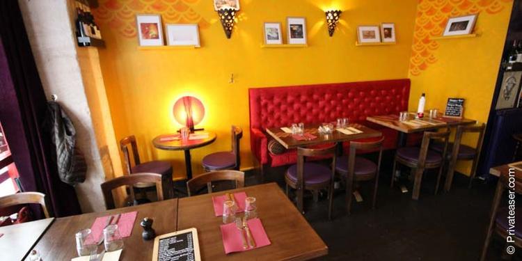 Au Goût Du Monde, Restaurant Paris Place d'Italie #0