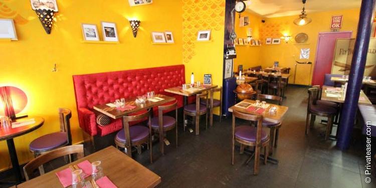 Au Goût Du Monde, Restaurant Paris Place d'Italie #2