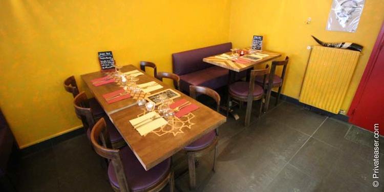 Au Goût Du Monde, Restaurant Paris Place d'Italie #5