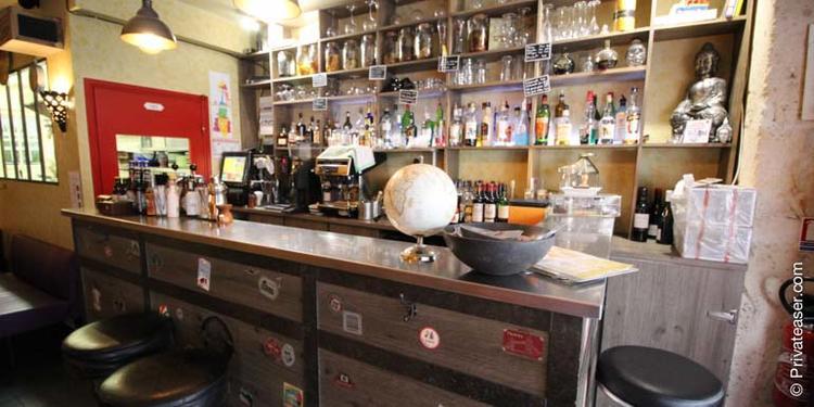 Au Goût Du Monde, Restaurant Paris Place d'Italie #6
