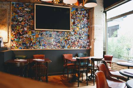Le Bar des Fils à Maman, Bar Paris Petites Ecuries #0