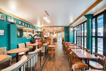 La Marchandise Café, Bar Paris Vaugirard #0