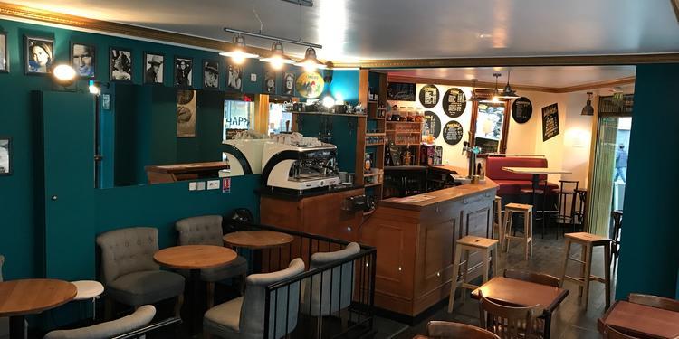 La Marchandise Café, Bar Paris  #0